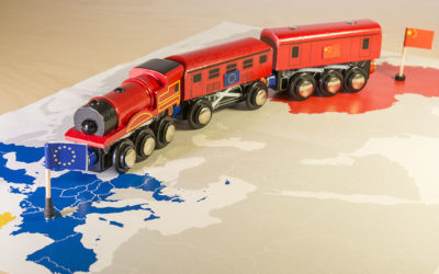 Transport kolejowy z Chin (rusza nowy serwis)