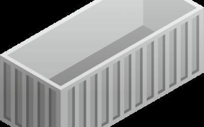 Kontenery morskie z otwartym dachem (open top containers)