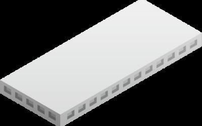 Kontenery morskie platformy (platform containers)