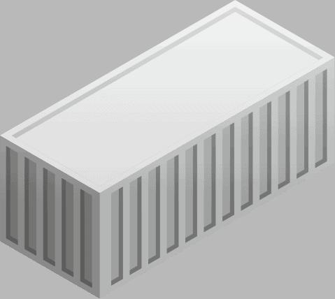 Kontenery uniwersalne (dry containers)